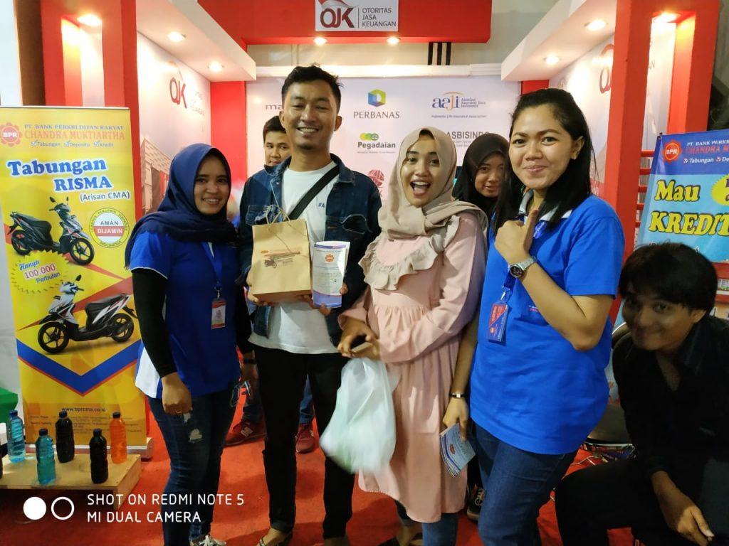 Literasi Keuangan Di Sekaten Pasar Malam Yogyakarta 2018