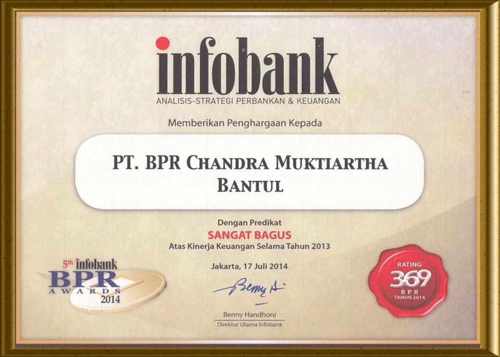 Penghargaan Info Bank 2014