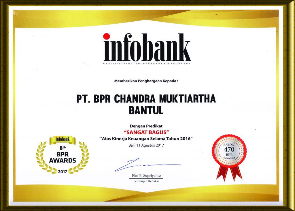 Penghargaan Info Bank 2017