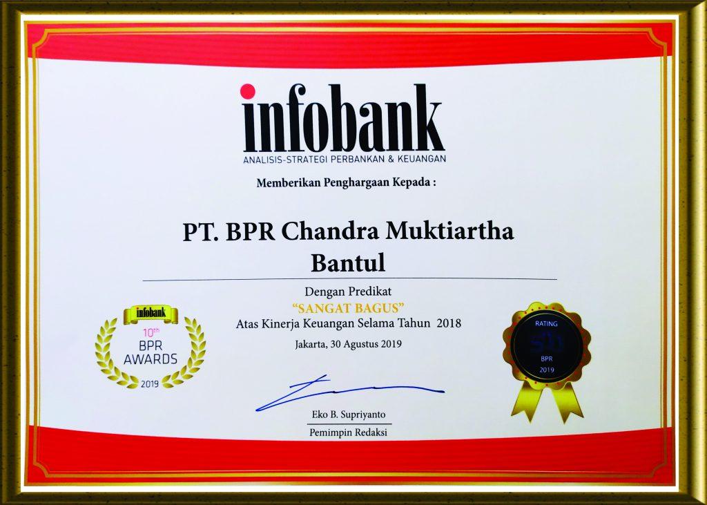 Penghargaan Info Bank 2019